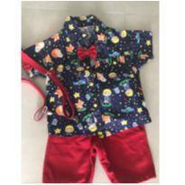 roupa pequeno principe - 1 ano - Pequeno Príncipe