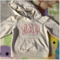 moletom gap menina - 3 anos - GAP