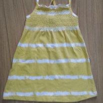 Vestido amarelo importado - 2 anos - Faded Glory (EUA)