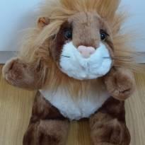 Leãozinho zoo pelúcia - Sem faixa etaria - Não informada