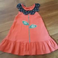 Vestido flor Kyly 3 - 3 anos - Kyly