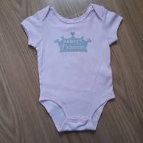 Body Carter`s coroa 12 meses - 9 a 12 meses - Carter`s