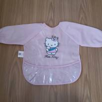 Babador avental Hello Kitty -  - Hello Kitty by Sanrio