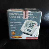 Aparelho de pressão digital de pulso - Sem faixa etaria - Premium