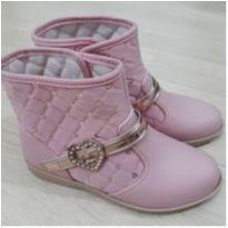 Bota rosê Barbie Grendene 30 - 30 - Barbie
