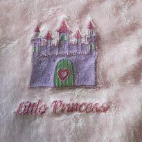 Cobertor rosa importado -  - Não informada