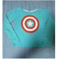 Blusa de frio capitão América - 3 anos - Avengers