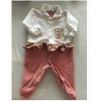 Macacão - Recém Nascido - Celui Baby