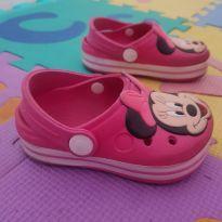 Sapato tamanho 21/22 Minnie - 21 - Não informada