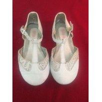 sapato branco - 22 - Donna Moça