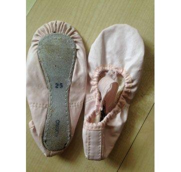 sapatilha balé - 25 - Não informada