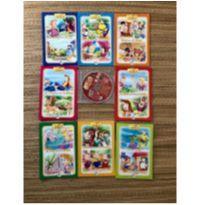 Caixa com 8 Unidades livros contos clássicos + CD -  - Não informada