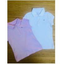 2 Polos tommy hilfilger original - 8 anos - Tommy Hilfiger