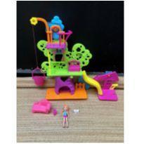 Casa da polly  De Férias  Original Mattel -  - Mattel