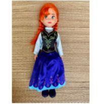 boneca Ana frozen -  - Não informada