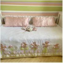 Kit cama menina - 6 peças -  - Não informada