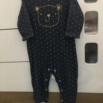 Macacão de urso da Tex - 9 meses - Tex