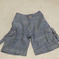 Shorts de linho - 2 anos - Tyrol
