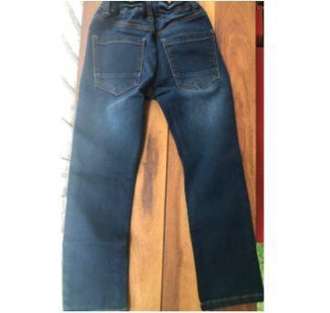 Calça jeans regular - 6 anos - Kiabi