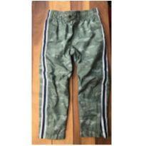 Calça nylon militar - 5 anos - OshKosh