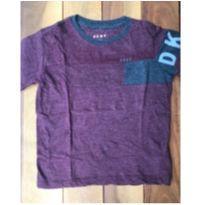 Camiseta DKNY - 5 anos - DNKY