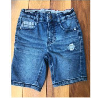 Bermuda jeans - 6 anos - Kiabi