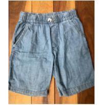 Bermuda jeans clara - 5 anos - Carter`s