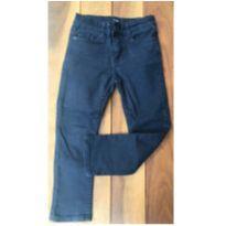 Calça sarja marinho - 4 anos - Kiabi