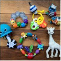 Brinquedos diversos para bebê -  - Baby Einstein e Nuby USA