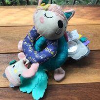 Brinquedo raposinha para carrinho/bb conforto -  - Infantino
