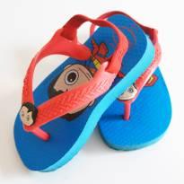 Havaianas Baby Super-Homem Tam 19