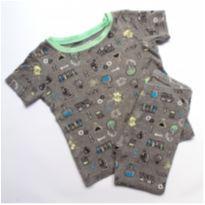 Pijama Carter`s 2 anos - 18 a 24 meses - Carter`s