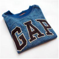 Camiseta Manga Longa GAP Kids 2 anos - 2 anos - GAP