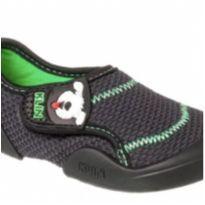 Sapato Bebê KLIN - 18 - Pampili Ortopasso Klin e green/grandene/klin