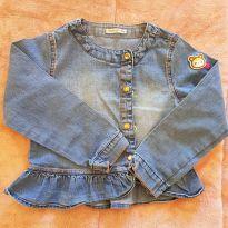 Jaqueta jeans Alphabeto