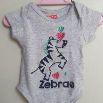 Body Zebra Fisher Price - 3 meses - Fisher Price