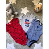 Kit de body Child of Mine - 0 a 3 meses - Child of Mine