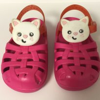 Grandene rosa com gatinho Fisher Price - 19 - Grendene