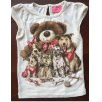 Camiseta de Ursinhos Linda