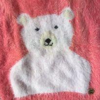 Blusa de Agasalho Peludinho - 3 anos - Cativa
