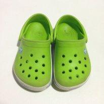 Croc Verde - 23 - Crocs