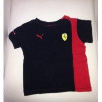 Camiseta - Puma, Ferrari - 3 anos - Puma