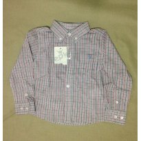 Camisa xadrez - EPK - 3 anos - EPK