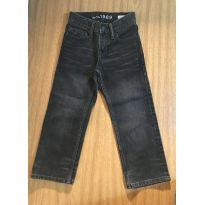 Calça Black Jeans Gap - 4 anos - GAP