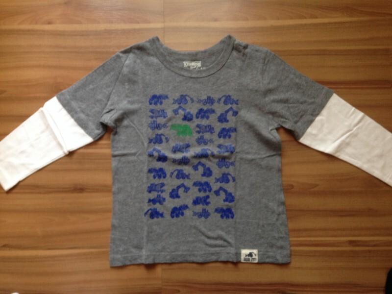 f4b018370 Camiseta OshKosh 4 anos no Ficou Pequeno - Desapegos de Roupas quase ...