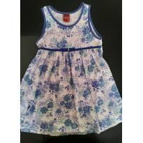 Flores azuis - 6 anos - Kyly