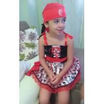 Pirata - 6 anos - Artesanal