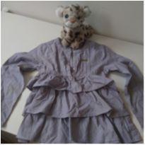 Camisa bata - 6 anos - Brandili