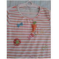 Vestido cenoura - 8 anos - Mon Sucré