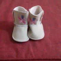 Bota Bebe - 16 - Não informada